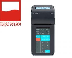 Kasa Fiskalna Elzab K10 3K popielato-j. popielata