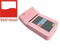 Kasa Fiskalna Elzab K10 3K różowo-biała